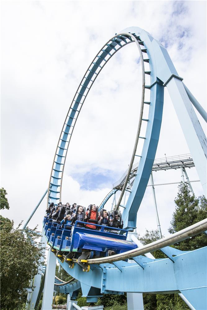 Drayton manor Rollercoaster