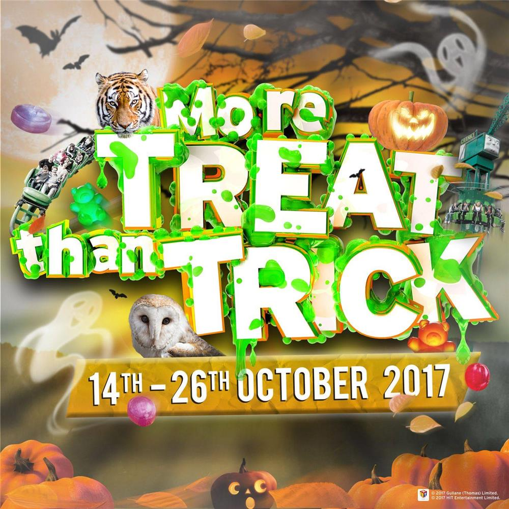 Drayton Manor Halloween Day Out