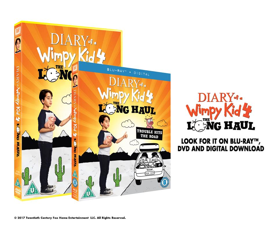 Wimpy Kid 4