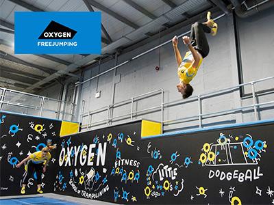 Oxygen Freejumping Fun Trampoline Park