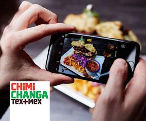 Chimichanga Mexican Food