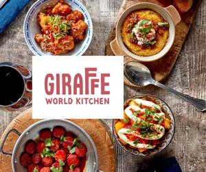 Giraffe World Kitchen Tapas