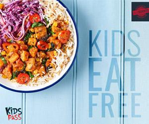 Barburrito Kids Eat Free