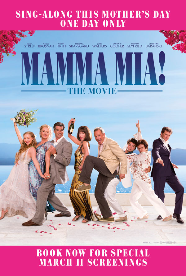 Mamma Mia Singalong at the Cinema