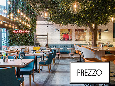 Prezzo Restaurant London