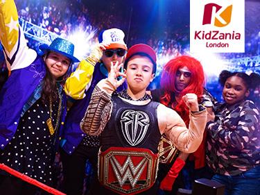 KidZania Wrestlemania 34 Event