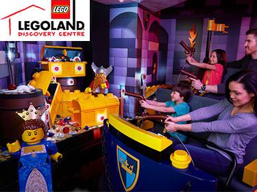 Legoland Discovery Centre intu Trafford Centre