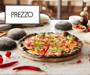 Prezzo Italian Pizza