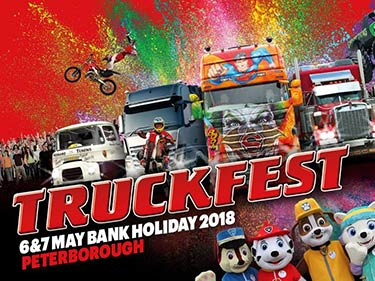Truckfest Bank Holiday Day Out