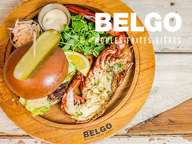Kids Eat Free at Belgo Restaurants