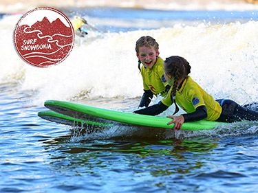 Surf Snowdonia Fun Day Out With the Kids