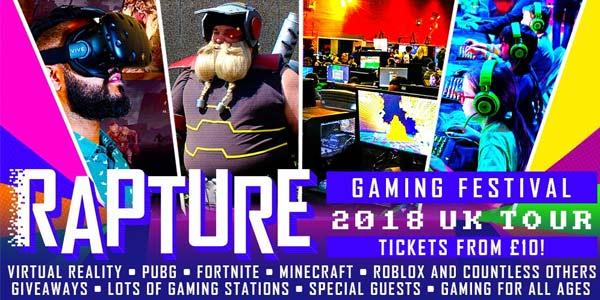Gaming Festival for Kids in Colchester