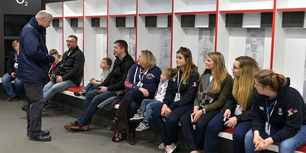 Twickenham Stadium Tour for Families in London