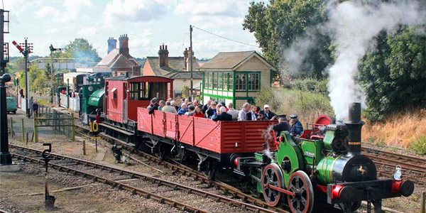 East Anglian Railway Museum - Perfect for Families