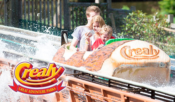 Crealy Adventure Park Summer Holiday Family Fun