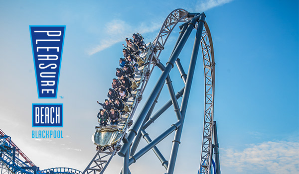 Blackpool Pleasure Beach UK's Top Family Day Out