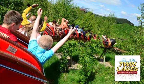 Twinlakes Family Theme Park in Melton Mowbray