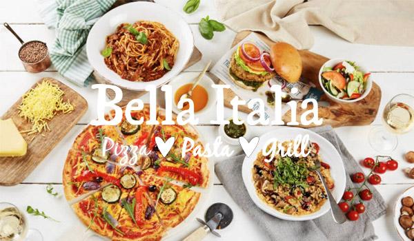 Bella Italia Restaurant Deal