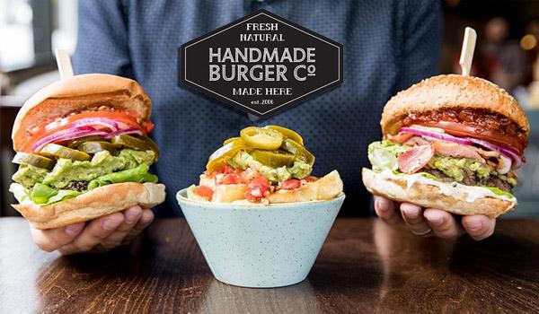 Handmade Burger Co. Kids Menu Deal