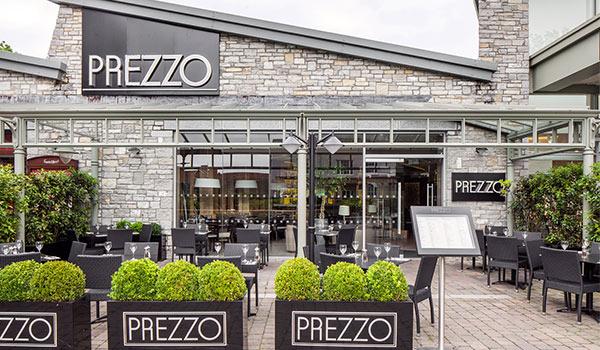 Prezzo Alfresco Dining Deal