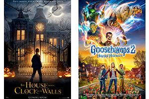 What's on at the cinema this October for kids