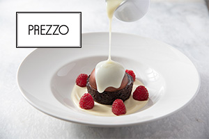 Try Prezzo's New Menu this Half Term
