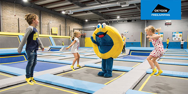 Looking for an indoor day out? Oxygen Freejumping is your answer