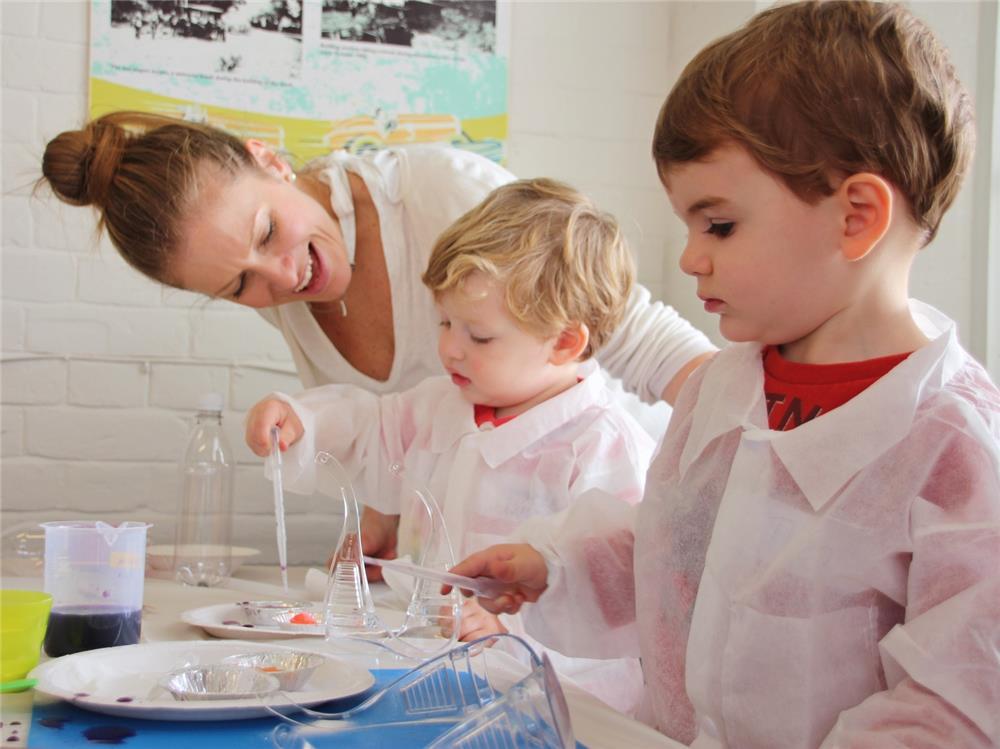 KidZania Science Week
