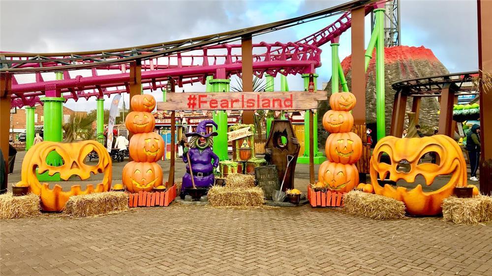 fantasy island halloween