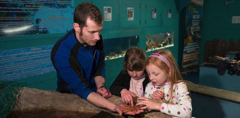 Seaquarium Kids Pass Day Out