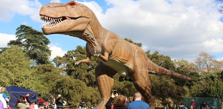 Jurassic Kingdom Tour Kids Pass Day Out